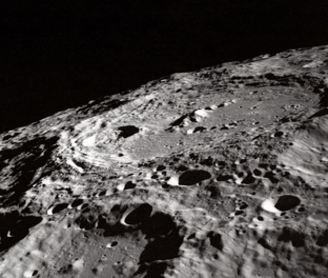 Wallpaper Weekends Nasa The Moons Surface For Ipad Iphone And Apple