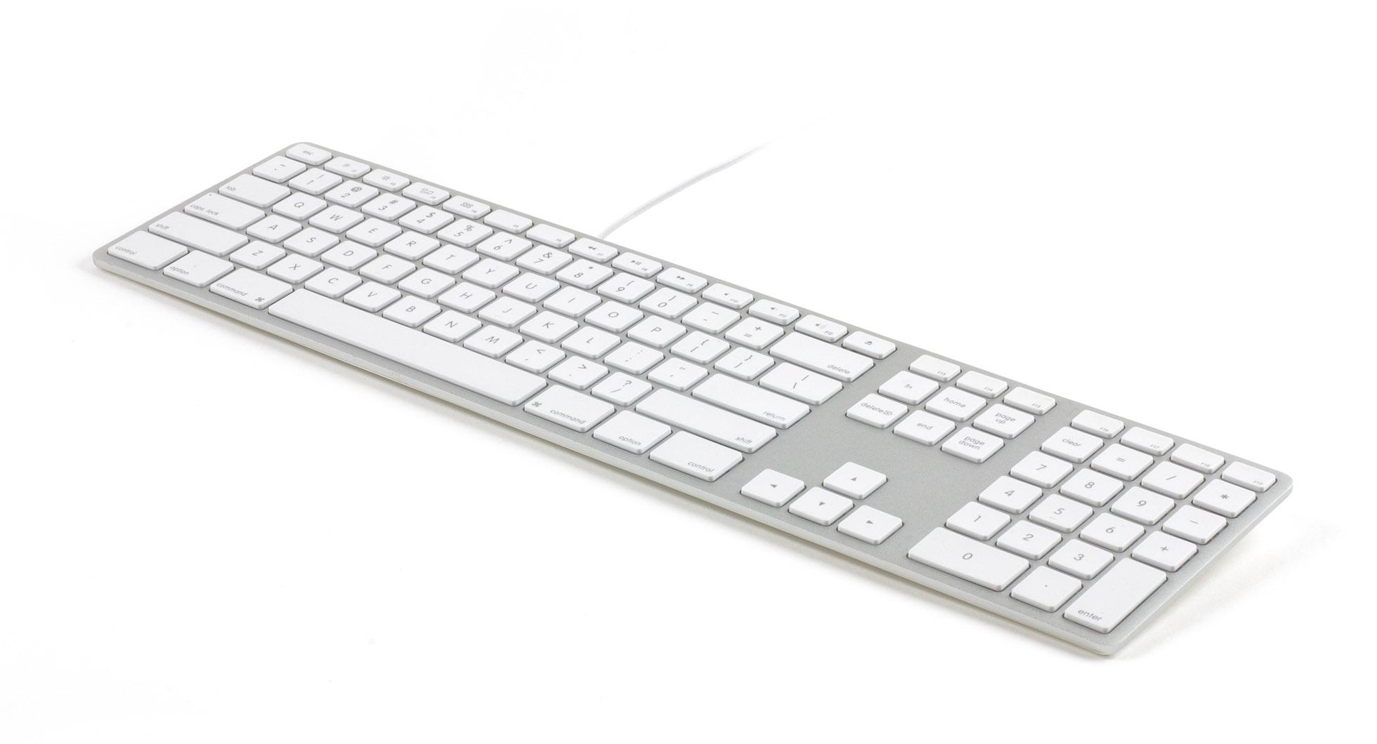 Matias Announces Rgb Backlit Version Of Wired Aluminum