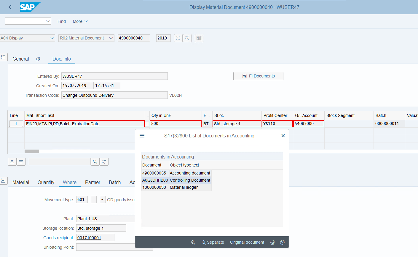 Statistical sales condition in Account Based COPA – S/4HANA Blog