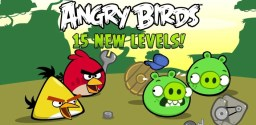 ANGRY BIRDS – Review of Top Games in Android Market