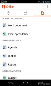 Microsoft Office 365 For Android – Available In Google Play Store
