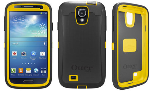 Defender Series Holster Case for Galaxy S4 by OtterBox