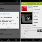how to keep apps updated on galaxy s4