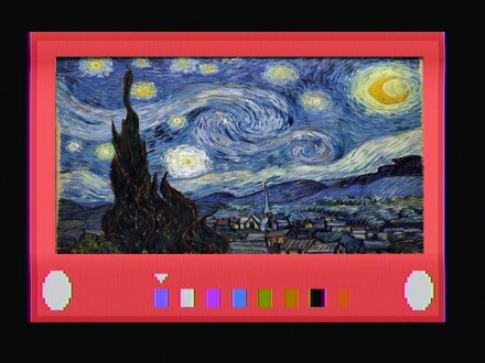 From Etch a Sketch to Tablets – A Beautiful Hand Drawn Journey