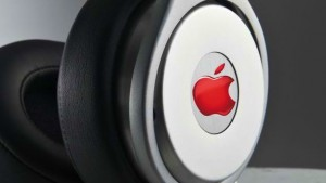 Beats with Apple logo