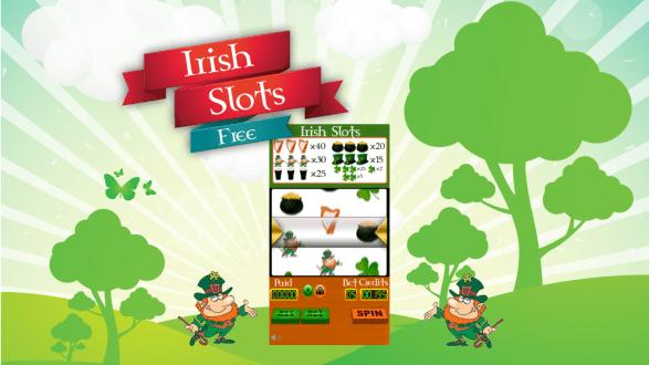 Irish Themed Game Apps
