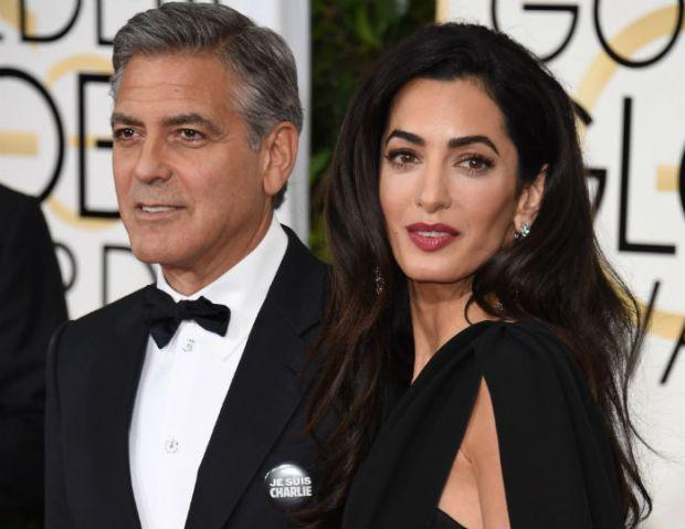 Западные СМИ сообщают о разводе Джорджа и Амаль Клуни