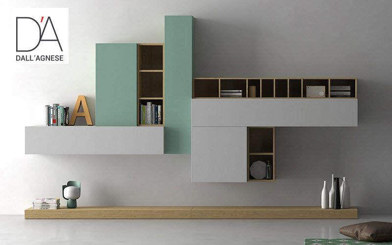 Combinaison Murale Living Bahuts Buffets Meubles De Salon