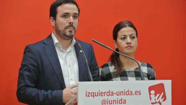 """Alberto Garzón llama a toda la sociedad organizada a formar una """"alianza democrática"""" que supere la """"ola reaccionaria"""" que amenaza las """"conquistas sociales, laborales y democráticas"""""""
