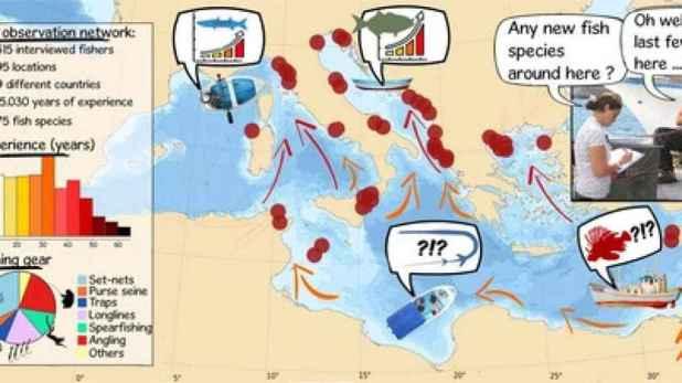 Infografía del estudio publicado por 'Global Change Biology'