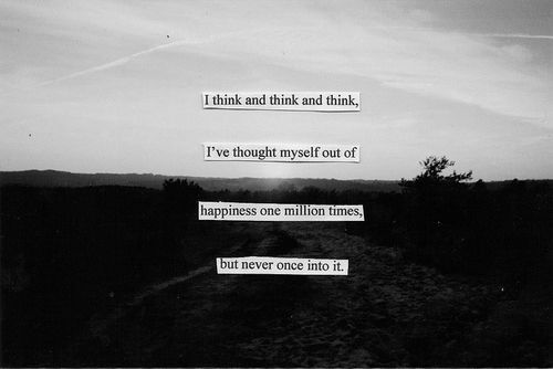 Image result for no happiness tumblr