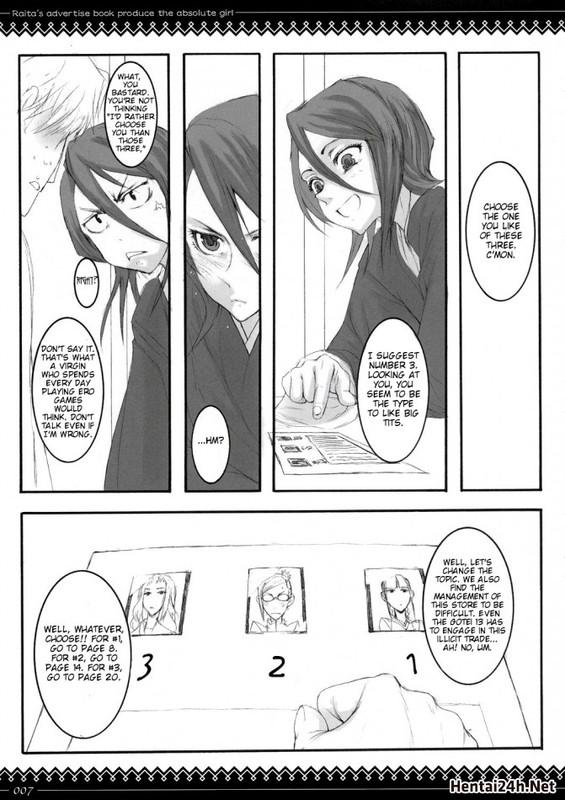Hình ảnh 5709bfe1adb21 trong bài viết Onegai Fukukan sama English Bleach Hentai