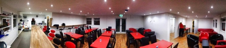 Club house panoramic