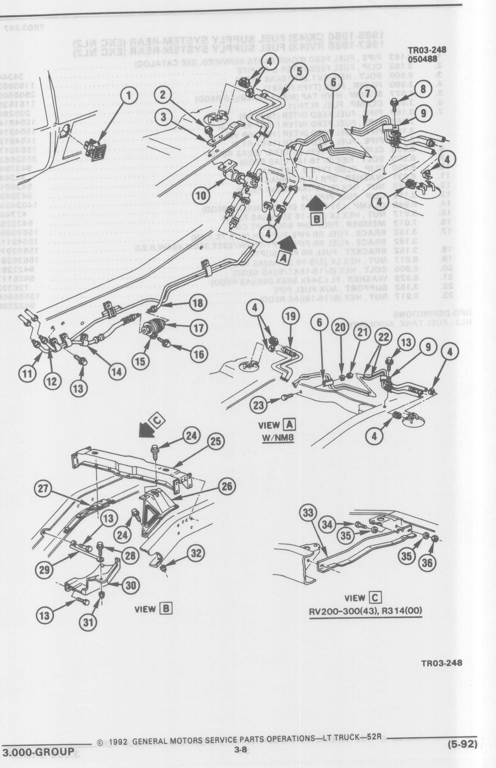 [DIAGRAM] 1989 Chevrolet K5 Blazer Wiring Diagram FULL