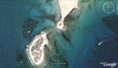 goggle aerial isola delli correnti
