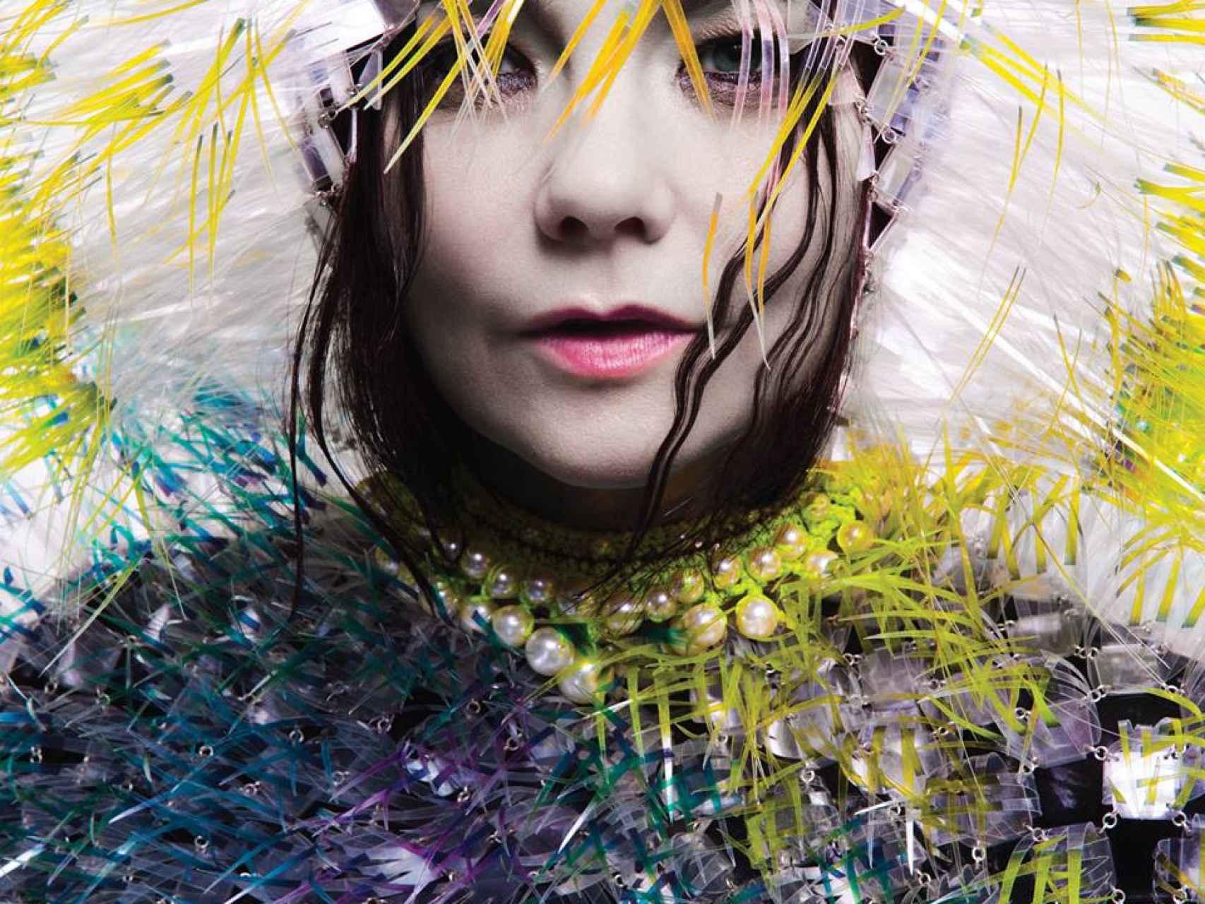 Björk, medio siglo de vida extraterrestre en Islandia