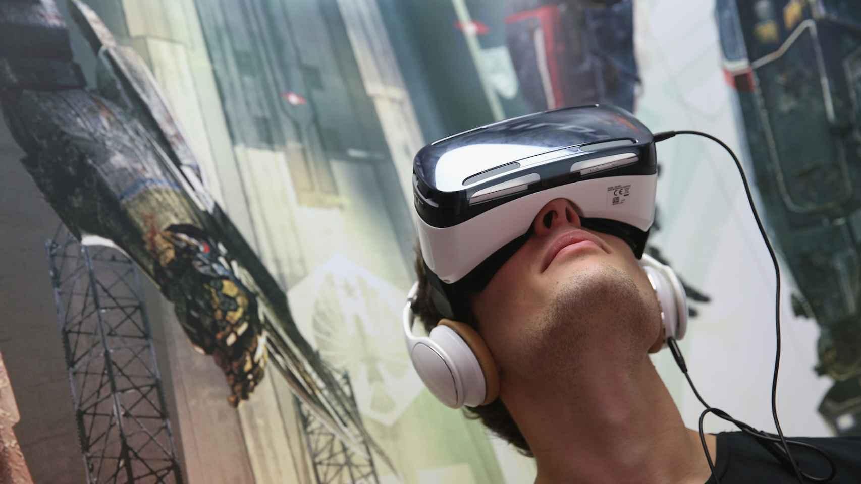 Resultado de imagen de videojuegos realidad virtual