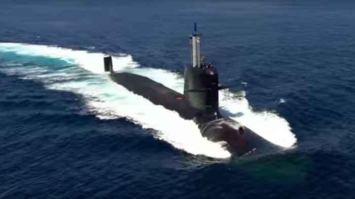 El S-80 está llamado a revolucionar el escenario tecnológico de los submarinos.