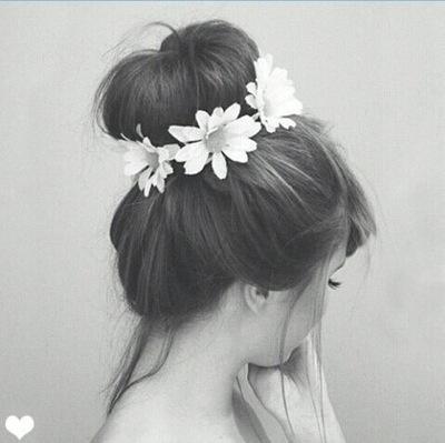black and white image by taraa on favim