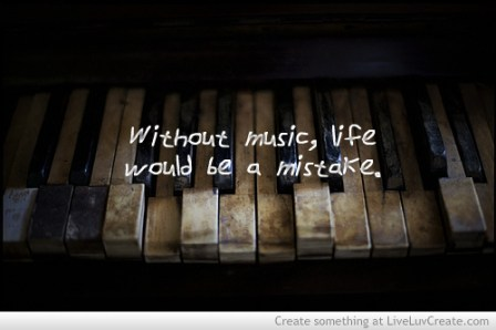 music inspiration quote