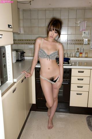 Tsubasa Amami – Naked In The Kitchen tsubasa amami 1 Tsubasa Amami ...