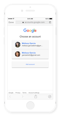 Google OAuth web-views phasing out