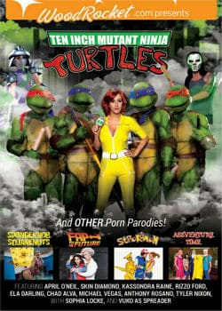Ten Inch Mutant Ninja Turtles & Other Porn Parodies WEBRip x264