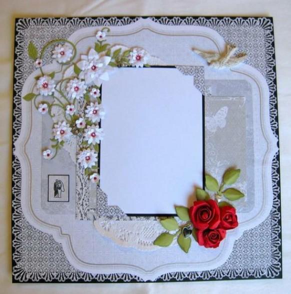 Invitation Scrapbooking 805223 Weddbook