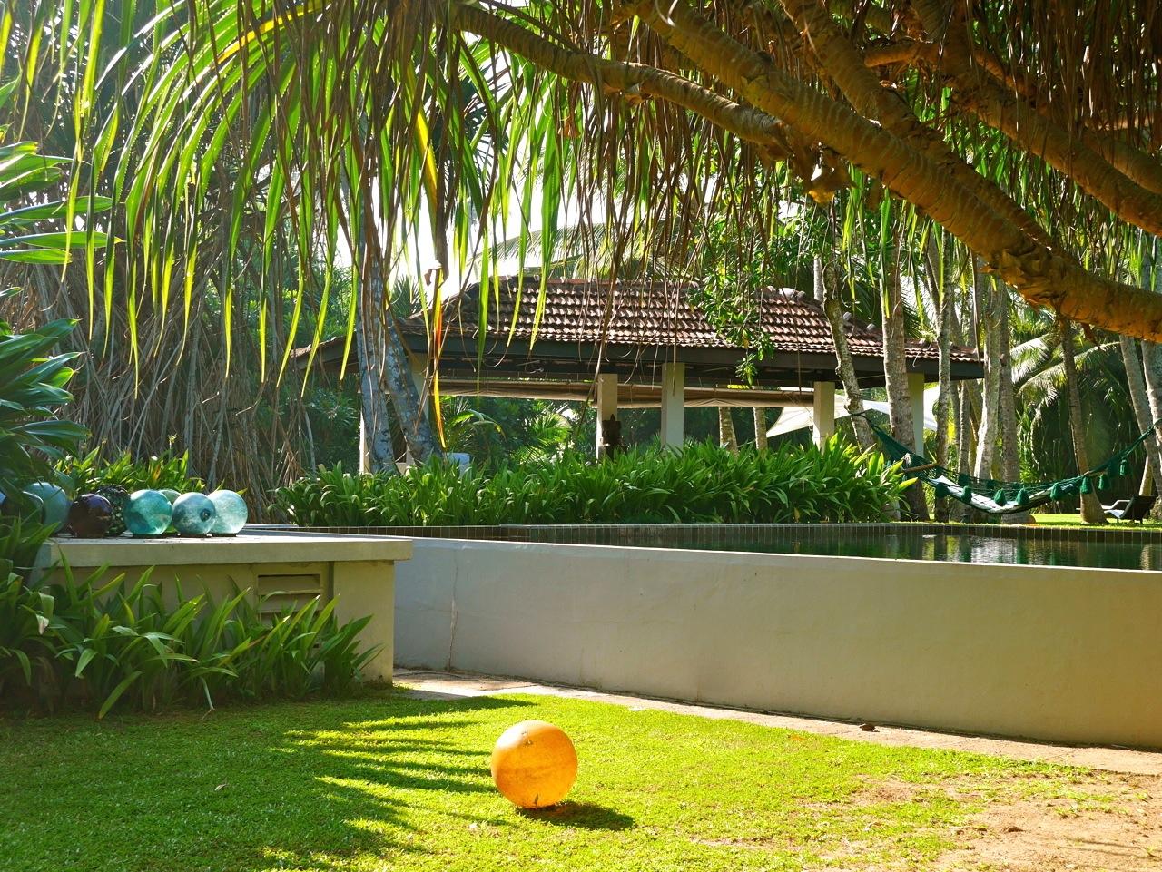 SriLanka OWF-Guesthouse Pool2