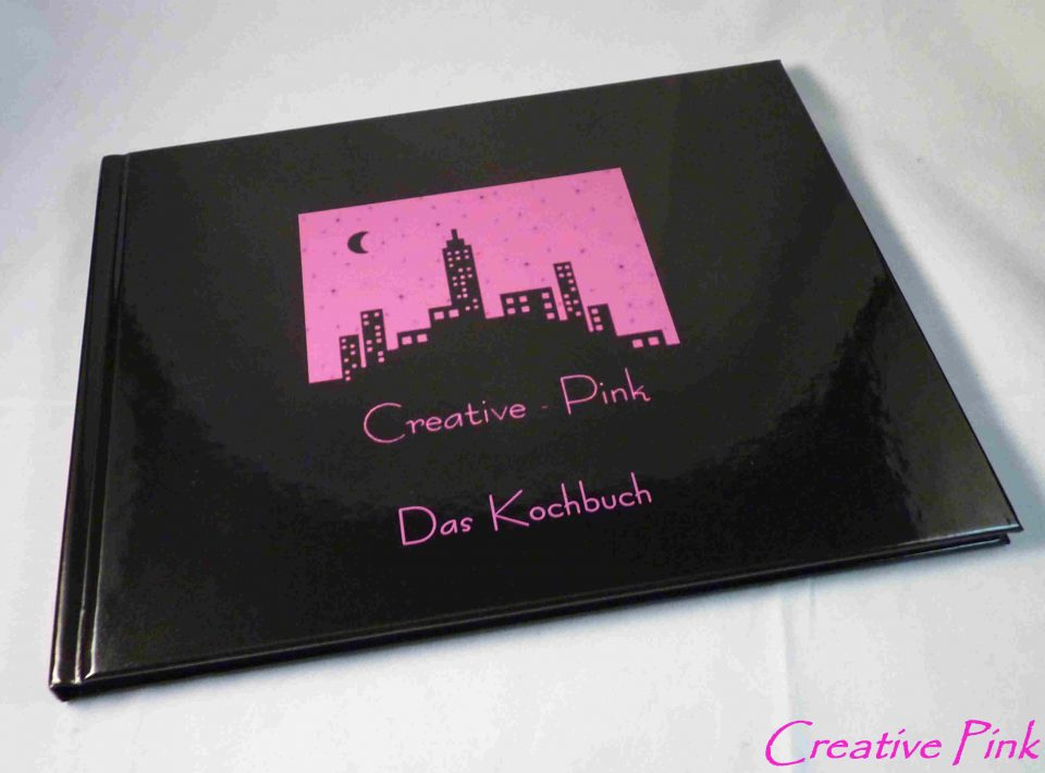 Creative-Pink Das Kochbuch - Cewe Fotobuch