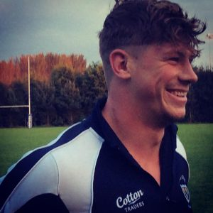 Is this my good side? How's my hair? #perfect #rugby #nat2n @salesharks