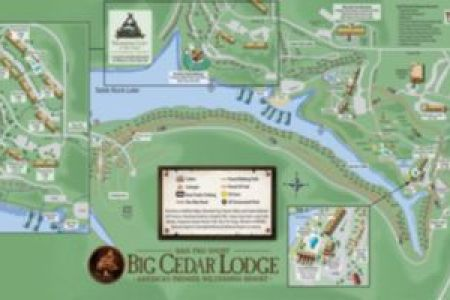 map branson missouri lodging attractions map of the world » Free ...