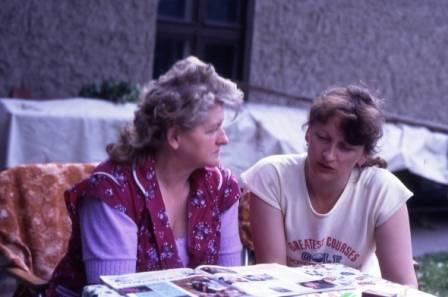 Meine Ladies ca. 1980, also noch vor meiner Zeit :)
