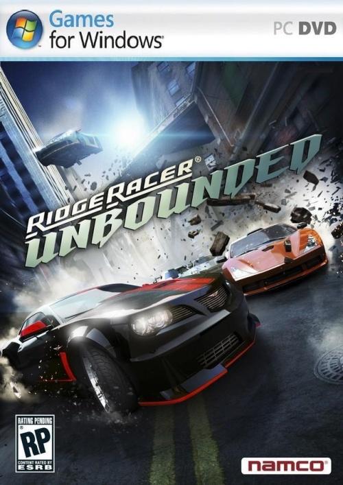 Ridge Racer Unbounded (2012//MULTi6/REPACK/ Fenixx)
