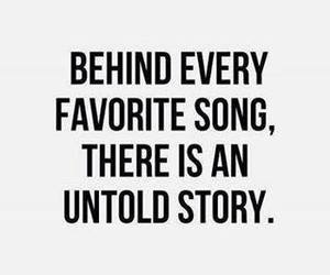 life, music, quotes, songs, stories, untold