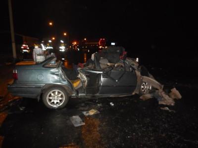 Один человек погиб и трое пострадали в аварии на трассе Дон Происшествия Новости   LipetskMedia Ru