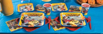 Mickey The Roadster Racers Party Supplies Oriental Trading