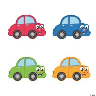 Car Cutouts Bulletin Boards
