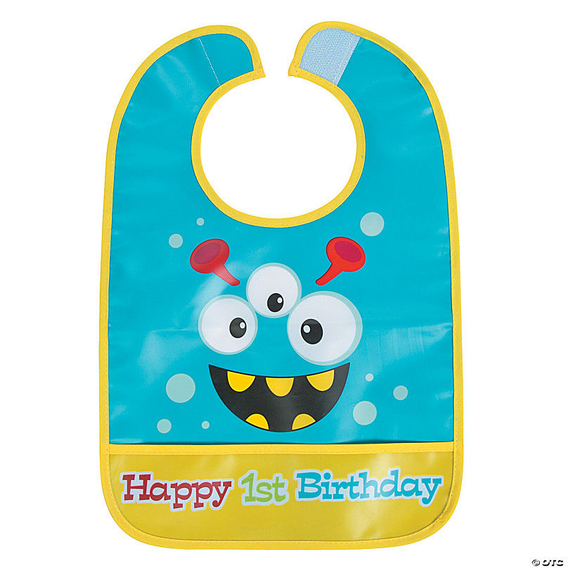 Monster First Birthday Party Supplies Oriental Trading Company