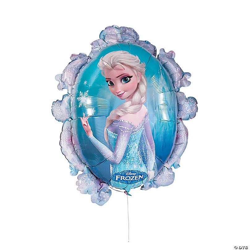 Disney Frozen Elsa Anna 31 Mylar Balloon Oriental Trading
