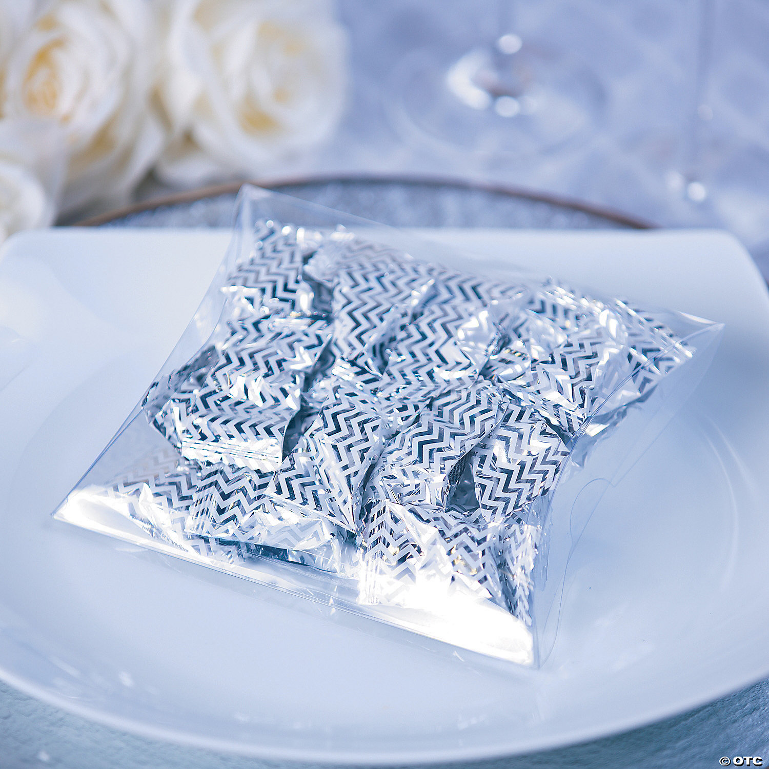 clear pillow boxes