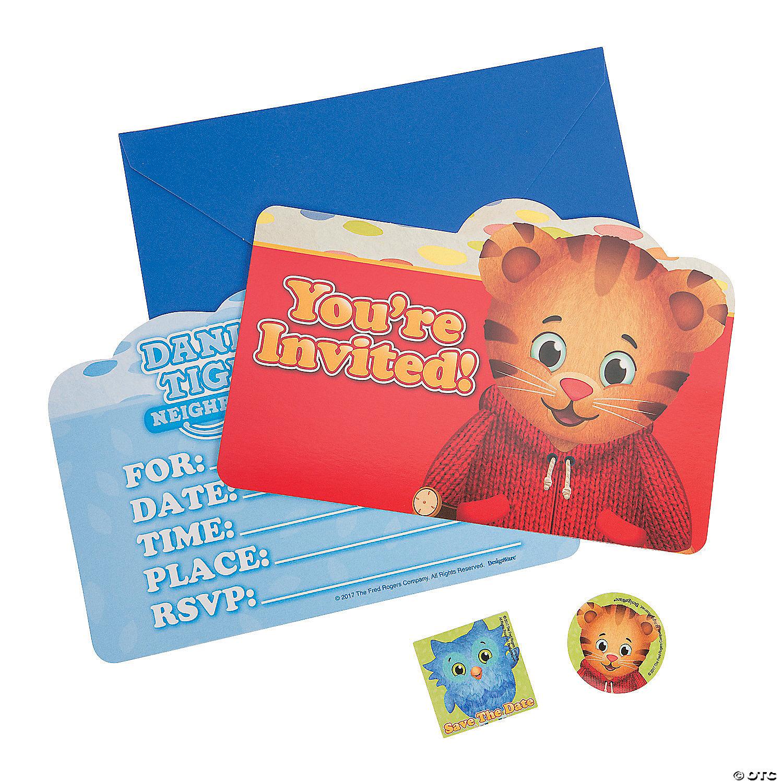 https www orientaltrading com daniel tiger s neighborhood invitations a2 13810571 fltr