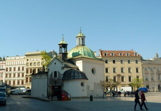Market Square Krakow Historic Centre Poland