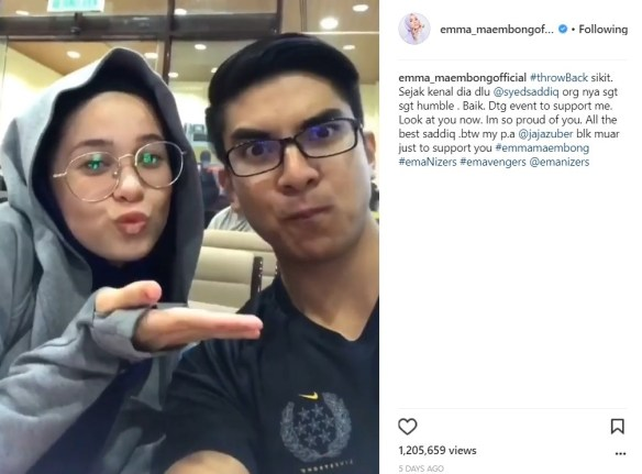 Image result for syed saddiq berselfie