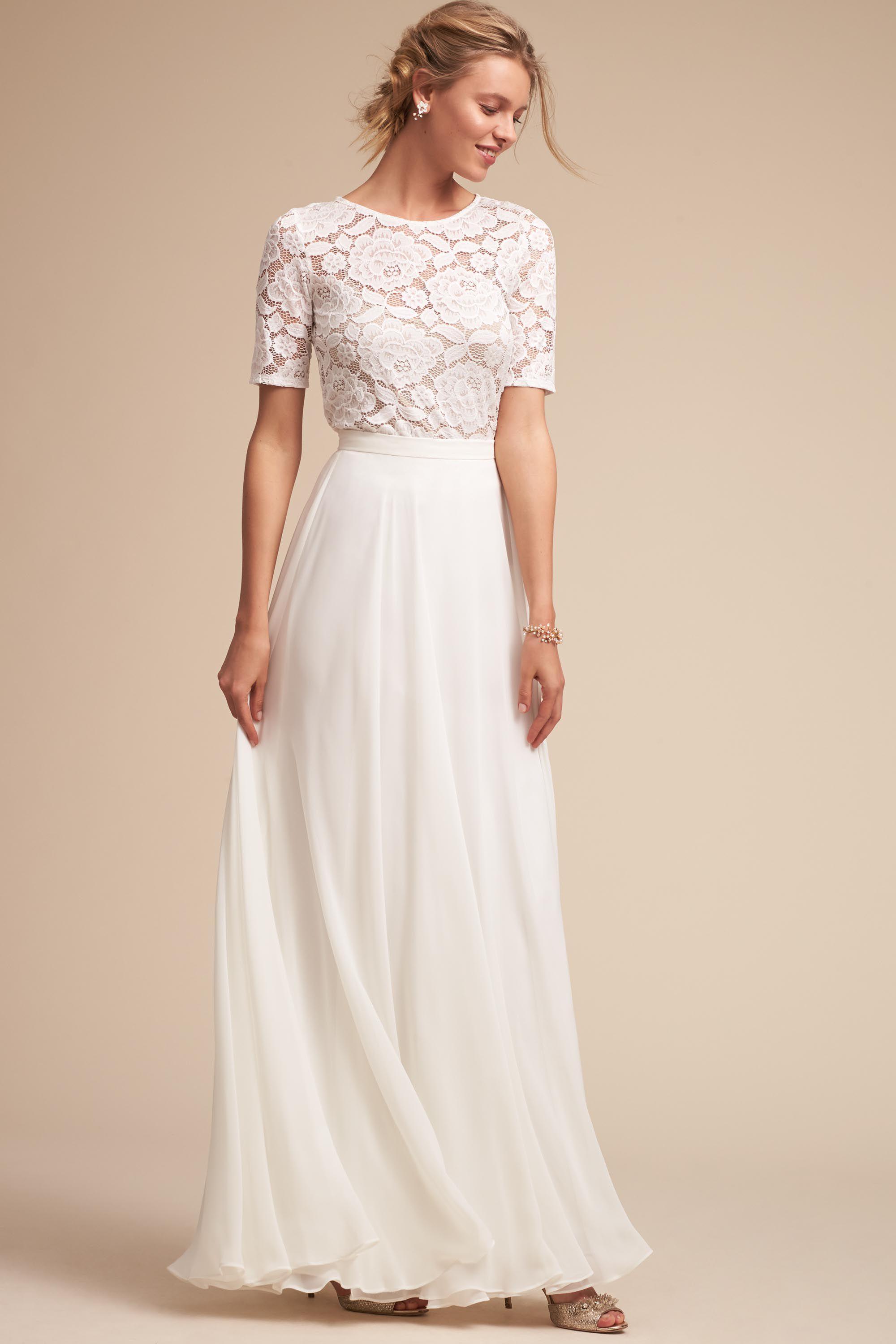 Jive Top Amp Hampton Skirt In Bridesmaids Amp Bridal Party BHLDN