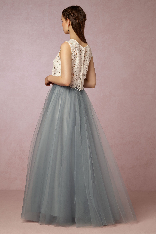 Blue Wedding Flats Bride
