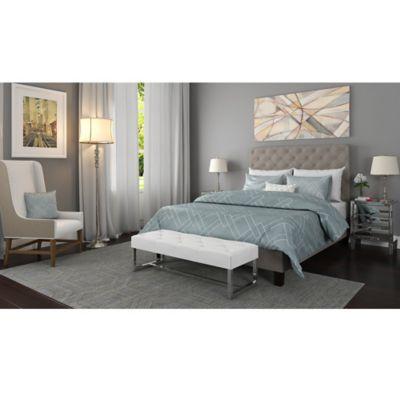 Modern Glamour Bedroom Bed Bath Amp Beyond