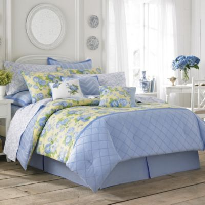 Laura Ashley Salisbury Comforter Set Bed Bath Amp Beyond