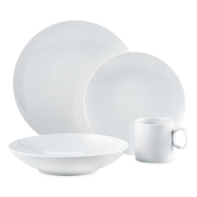 Rosenthal Thomas Loft Dinnerware In White Bed Bath Amp Beyond