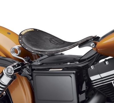 Bobber Solo Saddle Solo Rider Seats Official Harley